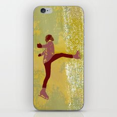 Dreamers fly iPhone & iPod Skin