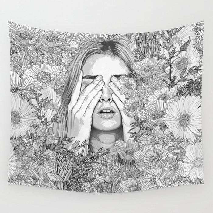 It's Alright Wall Tapestry