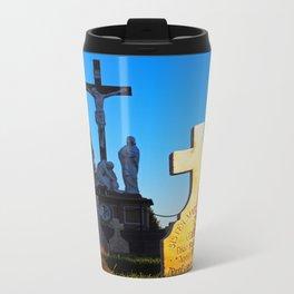 Sister Mary Anastasia Metal Travel Mug