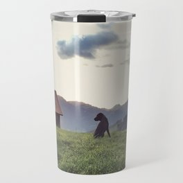 Swiss View Travel Mug