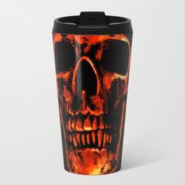 Death in Red Travel Mug