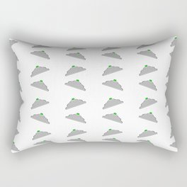 Flying saucer 3 Rectangular Pillow