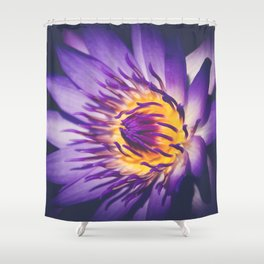 The Giver of Stars Shower Curtain