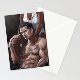 Scarred (Damaged Souls Book 1) Stationery Cards