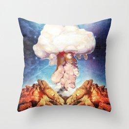 12-12-12 Throw Pillow