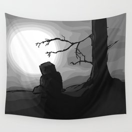 Light of the Moon Wall Tapestry
