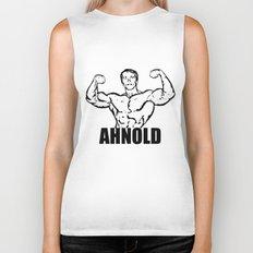 Arnold Schwarzenegger  |  AHNOLD Biker Tank