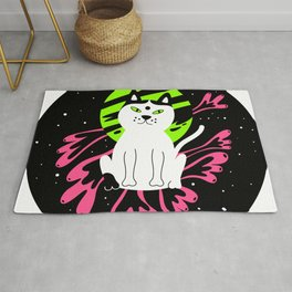Cosmic Little Star Rug