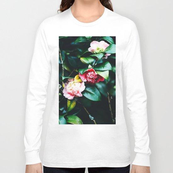 Floral Etudes Long Sleeve T-shirt