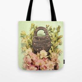 My Little Secret Tote Bag