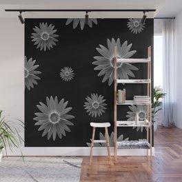 Monochrome Wall Mural