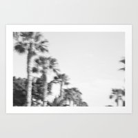 Summer Haze II Art Print
