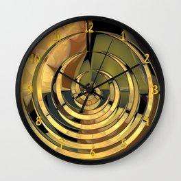 clock face -03- Wall Clock