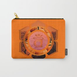 Swadhisthana Natural Carry-All Pouch