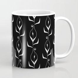 Art Deco No. 48 . Calla . Coffee Mug