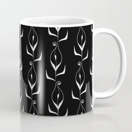 Art Deco No. 48 . Calla . Coffee Mug