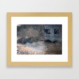 Belle Isle  Framed Art Print