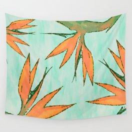 AVE DEL PARAISO Wall Tapestry