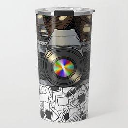 Photographer Travel Mug