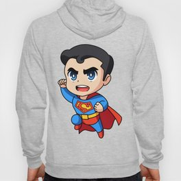 Man of All Supers Hoody