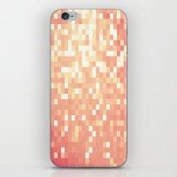 peach iPhone & iPod Skins featuring Peach by WhimsyRomance&Fun