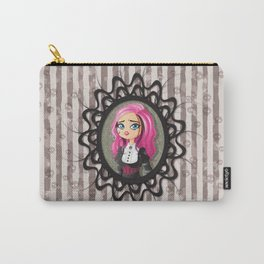 Gothic doll crying Carry-All Pouch