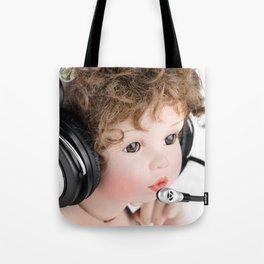 Interactive Doll Tote Bag