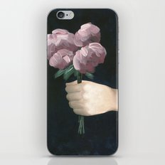 I Picked You Something iPhone & iPod Skin