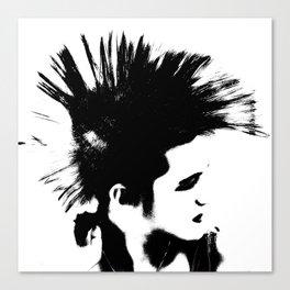 Punk! Canvas Print