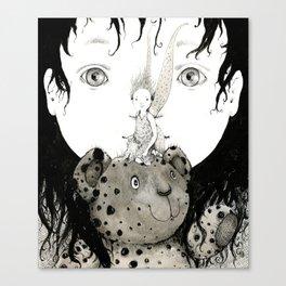Amelia Canvas Print