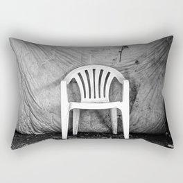 plastic overture (Padua) Rectangular Pillow