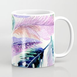 Wild Feathers #society6 #decor #buyart Coffee Mug