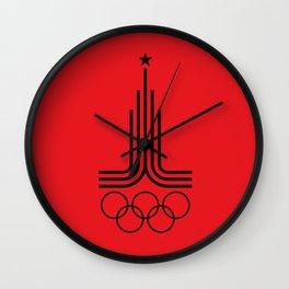 Olympiad-80 Wall Clock