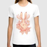 jackalope T-shirts featuring Jackalope Tattoo by jackalopebuddy
