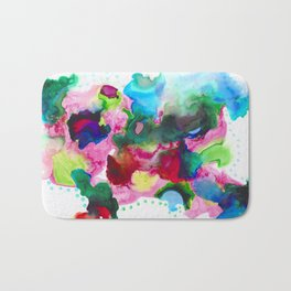 Ink 108 Bath Mat