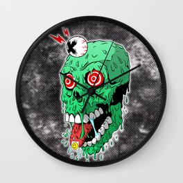 Extreme trip!!! Wall Clock