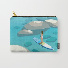 Travel Lake Tahoe Carry-All Pouch