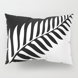 Silver Fern of New Zealand Pillow Sham
