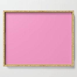 Soft Pastel Pink - Color Therapy Serving Tray