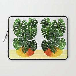 Swiss Cheese Plant Laptop Sleeve