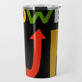 Power Up Travel Mug
