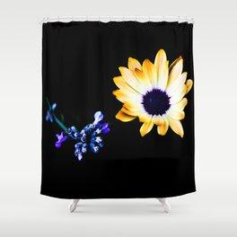 Station Daisy Shower Curtain