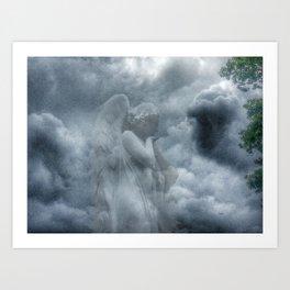 Whispers of Love Art Print