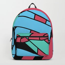 Ribbons of Joy  Backpack