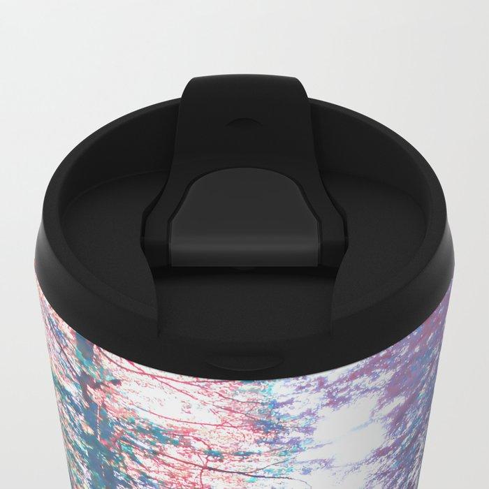 Candy forest Metal Travel Mug