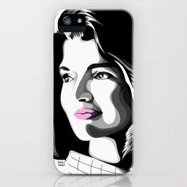 Jackie Lee iPhone Case