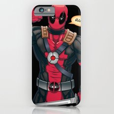 The Merc With a Mouth iPhone 6s Slim Case
