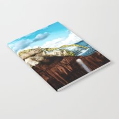 Waterfall Girl Notebook