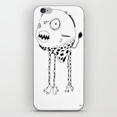 Piranâ with an attitude iPhone & iPod Skin