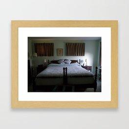 Harrisburg Framed Art Print